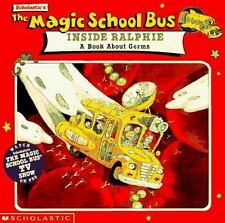 Magic School Bus Inside Ralphie Joanna Cole I Combine Shipping Teen KD Book Lot