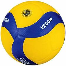 Mikasa Valley No. 5 International Certified ball yellow / blue V200W