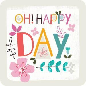 Happy day Coaster
