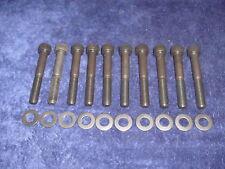 Schraube Schraubensatz Hauptlager 12.9 verstärkt Opel C20XE C20LET Turbo Lang