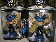 WWE Road Warriors wrestling figure Classic Superstars lot wcw hawk animal toy dx