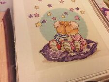 Country companions Tom Mouse &friend star design cross stitch chart only / 1709