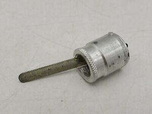 Vintage Camera Flash Gun Bulb Adapter M2 M3 B To #5 #25 5B Socket