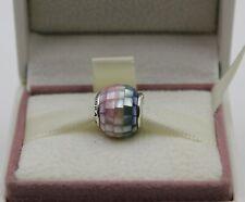 AUTHENIC PANDORA  Multi-Colour Mosaic Charm 797183MPR   #1254