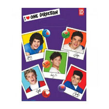 ONE DIRECTION FAVOR BAGS (8) ~ Birthday Party Supplies Treat Loot Goody 1D Music