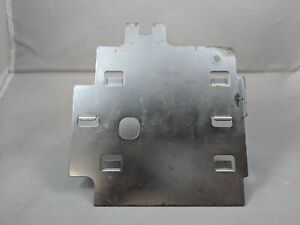 Sega CD Metal Plate Mounting Bracket Genesis RF Heat Shield