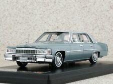 CADILLAC DeVille Sedan - 1977 - grey - Premium X 1:43