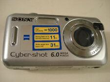 Very Nice Sony CyberShot DSC-S600 6MP Digital Camera