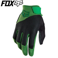 Fox Reflex Gel Full Fingered Cycling Gloves 2016 - Green - XL XXL