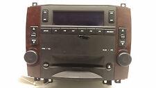 Original Cadillac CTS Radio Receiver AM-FM-6-CD-Player 812546281  15887292