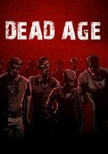 Dead Age PC Steam Key NEW Download Fast Region Free