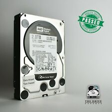 "2TB Western Digital WD2002FAEX-007BA0 3.5"" SATA 7200RPM Internal Hard Drive HDD"