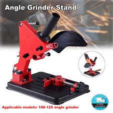 Angle Grinder Stand Grinder Holder Cutter Support Cast Iron base 100-125mm US