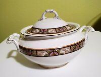 Johnson Bros sugar bowl , antique