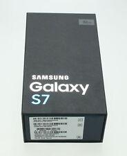 Samsung Galaxy S7 32GB Android Smartphone Handy Titanium silber - NEU!