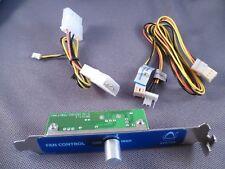 REGOLATORE di velocità ventilatore Asetek KIT & connessione portare alla scheda madre OM0941B