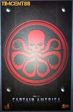 Ready! Hot Toys First Avenger Captain America - 1/6 Red Skull Hugo Weaving