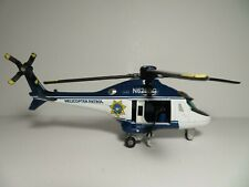 Disney Planes Fire and Rescue Blazin' Blade Police Helicopter with working hoist