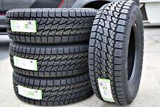 4 New Green Max Traveler A/T P265/70R17 AT All Terrain Tires