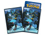 "Pokemon cards sleeve ""Lucario"" 64EA / shield"