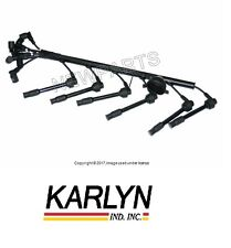 BMW E24 E28 M5 M6 Spark Plug Wire Ignition Set Karlyn-STI 12121307171
