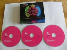 Ministry of Sound - Anthems: Electronic 80s (3CD 2009)