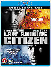 Law Abiding Citizen (Blu-ray, 2010)