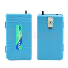 Portable Battery Air Pond Powered Pump Oxygen Backup For Aquarium Fish Tank New