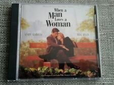 WHEN A MAN LOVES A WOMAN CD SOUNDTRACK  - RARE & OOP - ZBIGNIEW PREISNER