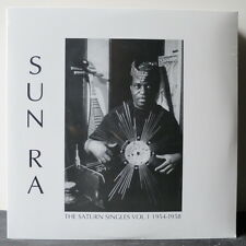 SUN RA 'Saturn Singles Vol.1' Vinyl LP NEW & SEALED