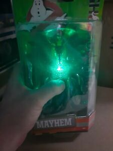 Ghostbusters 6 Inch 'MAYHEM' Action Figure by Mattel Collectable And Sealed