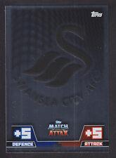 Match Attax 2014/2015 - Club Badge - 289 Swansea