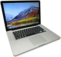 "Apple MacBook Pro 8,2 15"" 2.2GHz i7-2675QM 750GB 8GB Late-2011 A1286 MD318LL/A"