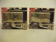 Set of Two Vintage Grote 28303-5 Truck Mirror Kit.....Chrome...Non-Corrosive
