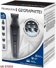 Remington Graphite G2 Full Grooming Kit, Electric Body Beard Trimmer PG2000