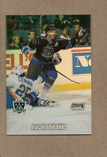 luc robitaille los angeles kings card 1999/00 refractor 20 topps stadium club