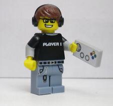 Video Game Guy Headphones Controller Series 12 Player 1 LEGO Minifigure Figure