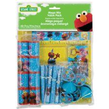 Sesame Street Elmo 48 Piece Party Favor Pack Party Favors Supplies