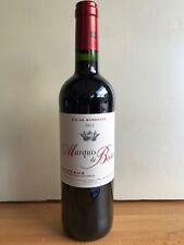3 bouteilles de Marquis de Beylot 2012