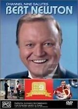 BERT NEWTON - DVD - Channel Nine Salutes - RARE Footage Documentary ! REGION ALL