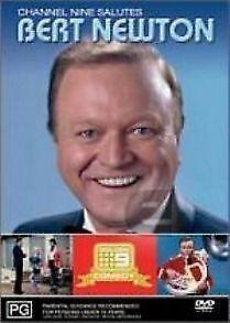 BERT NEWTON - DVD Channel Nine Salutes - RARE Footage Documentary