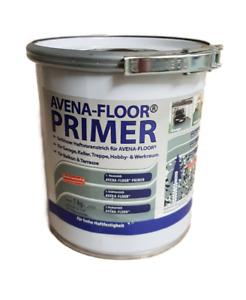 2 K Avena - Floor Primer Haftvoranstrich Für Bodenbeschichtung 1 Kg Farblos
