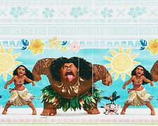 Disney Moana 1X Plastic Table Cover Birthday Party Supplies Decoration
