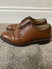 Mens Brown Loake Shoemakers Dainite Sole Shoes *UK Size 6.5*