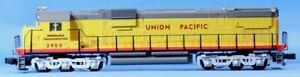 Weaver O Gauge Union Pacific UP #2900 Alco C-630 Diesel 3-Rail Gold Engine U