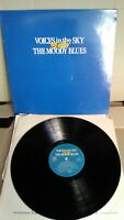 "Moody Blues: Voices In The Sky 12"" Vinyl LP - 257/20"