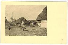 Village near Uzhgorod, Western Ukraine, 1920s