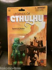 "2015 Warpo Legends of Cthulhu SPAWN 4"" Inch 1:18th Scale Toy Art Figure MOC"