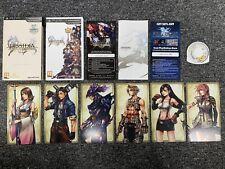 Final Fantasy Dissidia 012 Legacy Edition -  Playstation Portable PSP UK PAL