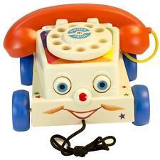 Fisher Price Classiques à Tirer Bavardage Téléphone - Jeux de Rôle - Âges 12